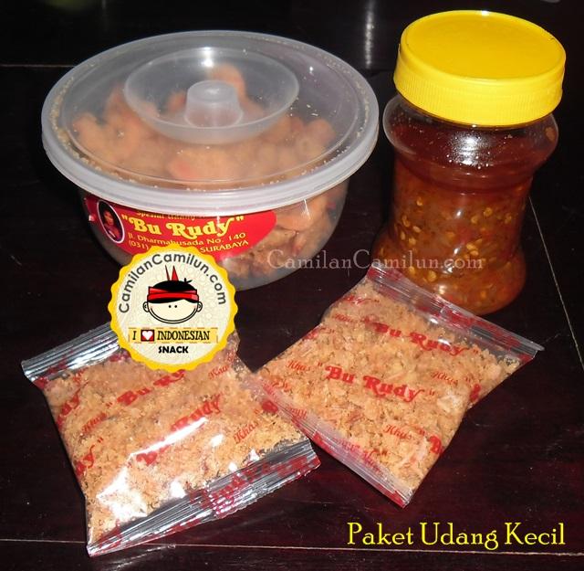 Paket Udang Kecil Bu Rudy Surabaya