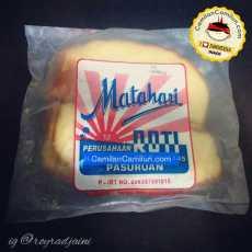 Roti Sisir Basah Classic Roti Matahari