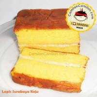 Lapis Surabaya Keju Wisata Rasa